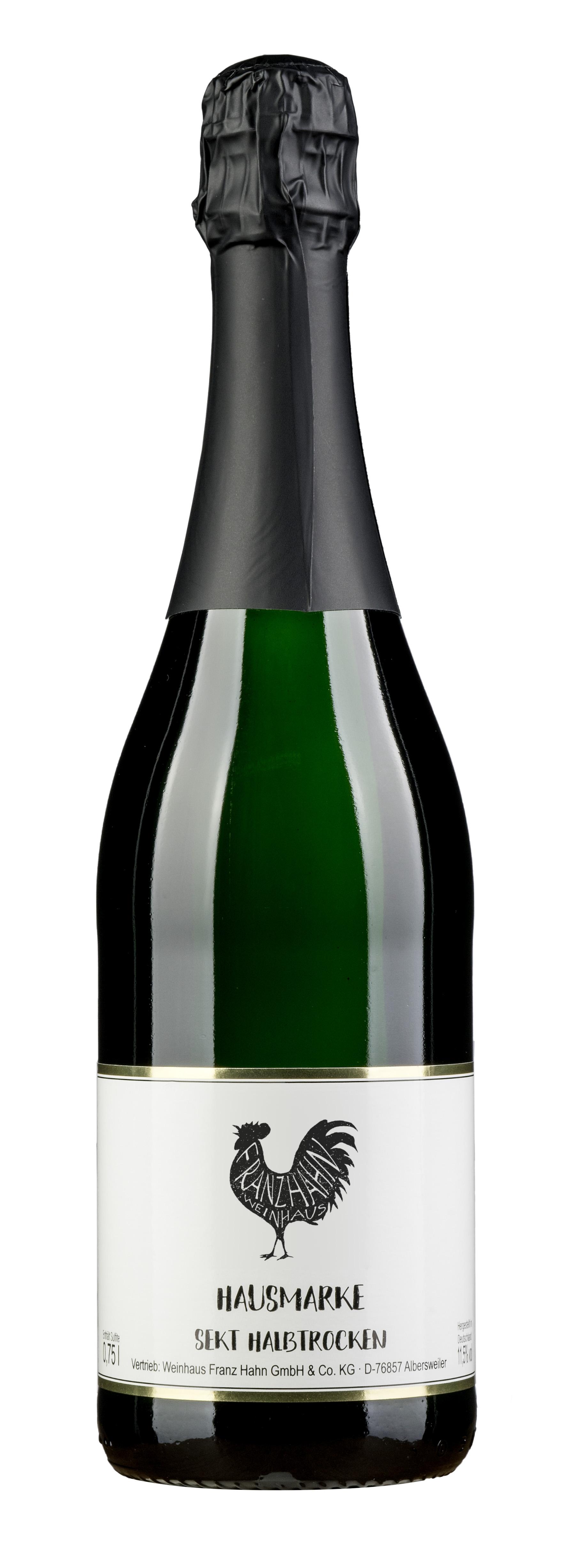 Hausmarke Flaschenfoto