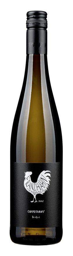 Chardonnay Flaschenfoto