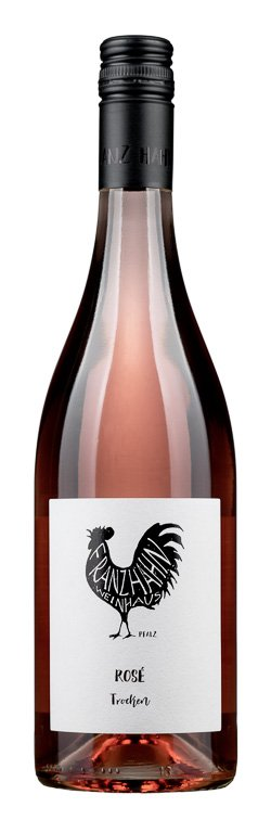 Rosé Flaschenfoto